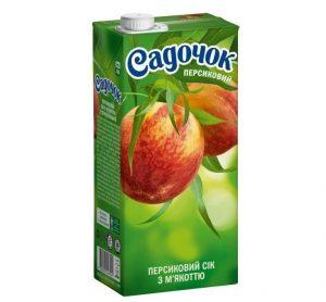 Персиковый 0.95л